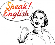 Speak! English, школа английского языка